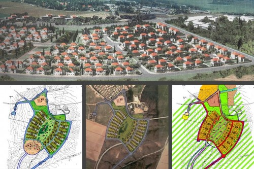 נגבה - שכונת מגורים צבאית