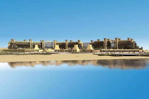 מלון על החוף
