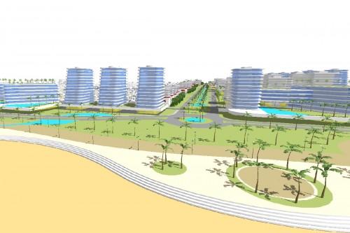 הצעה להתחדשות עירונית במישור החוף